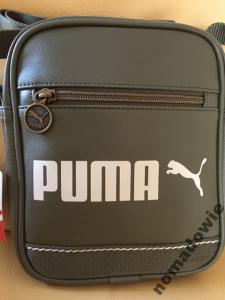 2bd5671cc7 TORBA torebka PUMA Campus Portable 72631 10 - 5674262784 - oficjalne ...