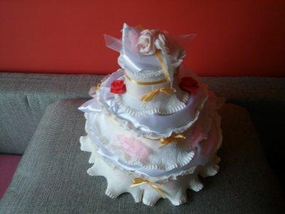 Tort Z Papieru Toal Prezent Na Wieczor Panienski 3684940672 Oficjalne Archiwum Allegro