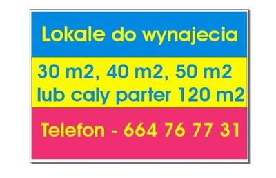 Lokale do wynajęcia centrum Grodzisk Mazowiecki