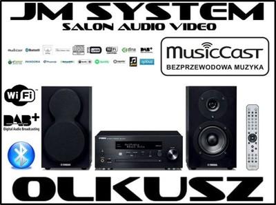 YAMAHA MCR-N470 MusicCast BT Wi-Fi JMSYSTEM OLKUSZ