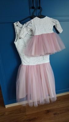 Sukienka Dla Mamy I Córki Komplet 6959977619 Oficjalne Archiwum