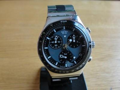Zegarek unisex Swatch IRONY WINDFALL YCS410GX - DŁ