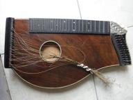Cytra chordofon 60x30x3,5cm