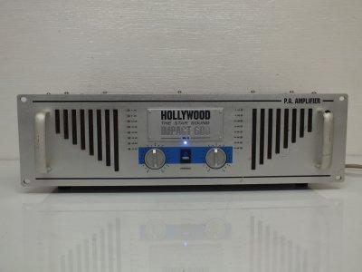 Końcówka Mocy Hollywood Impact 600 Mk Ii 2x600w 6168946732