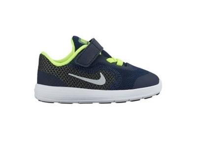 Nike REVOLUTION 3 BUTY SPORTOWE dziecięce 25