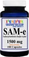 SAME-e same 1500 mg 180 kapsułek