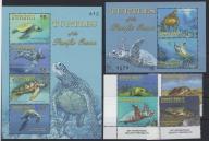 ZNACZKI- MICRONESIA, 2009 ROK. Mi. 2019-2026**