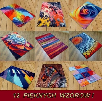 Nowoczesne Dywany Młodzieżowe 80x150 Dywan Jojo 5372001330