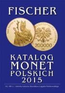 KATALOG MONET POLSKICH FISCHER 2015