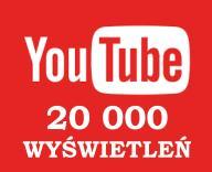 20K WYŚWIETLENIA YouTube PROMOCJA !