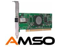 QLOGIC QLA2340 ISP2312 PCI-X 133Mhz 2GB LC FVAT