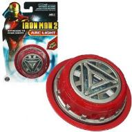 HASBRO - IRON MAN 2 - ARC LIGHT - REAKTOR - SUPER