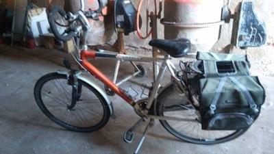 Rower Gazelle exclusief design