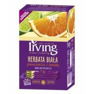Irving Herbata Biała Pomarańcza z Limetką 20TB