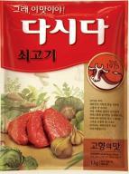 [WO] Dashida bulion wołowy 1kg Korea