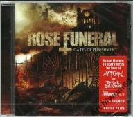 P Rose Funeral Gates Of Punishment NOWA PROMOCJA
