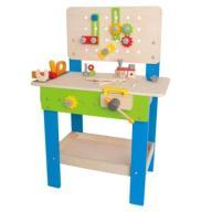 Warsztat mechanika ze stołem - zabawka Hape wys24h