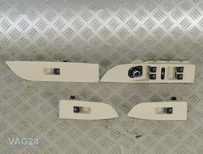 VW PASSAT CC PRZELACZNIKI SZYB CHROM 3C8959857