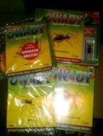 Owady pajęczaki i inne robaki