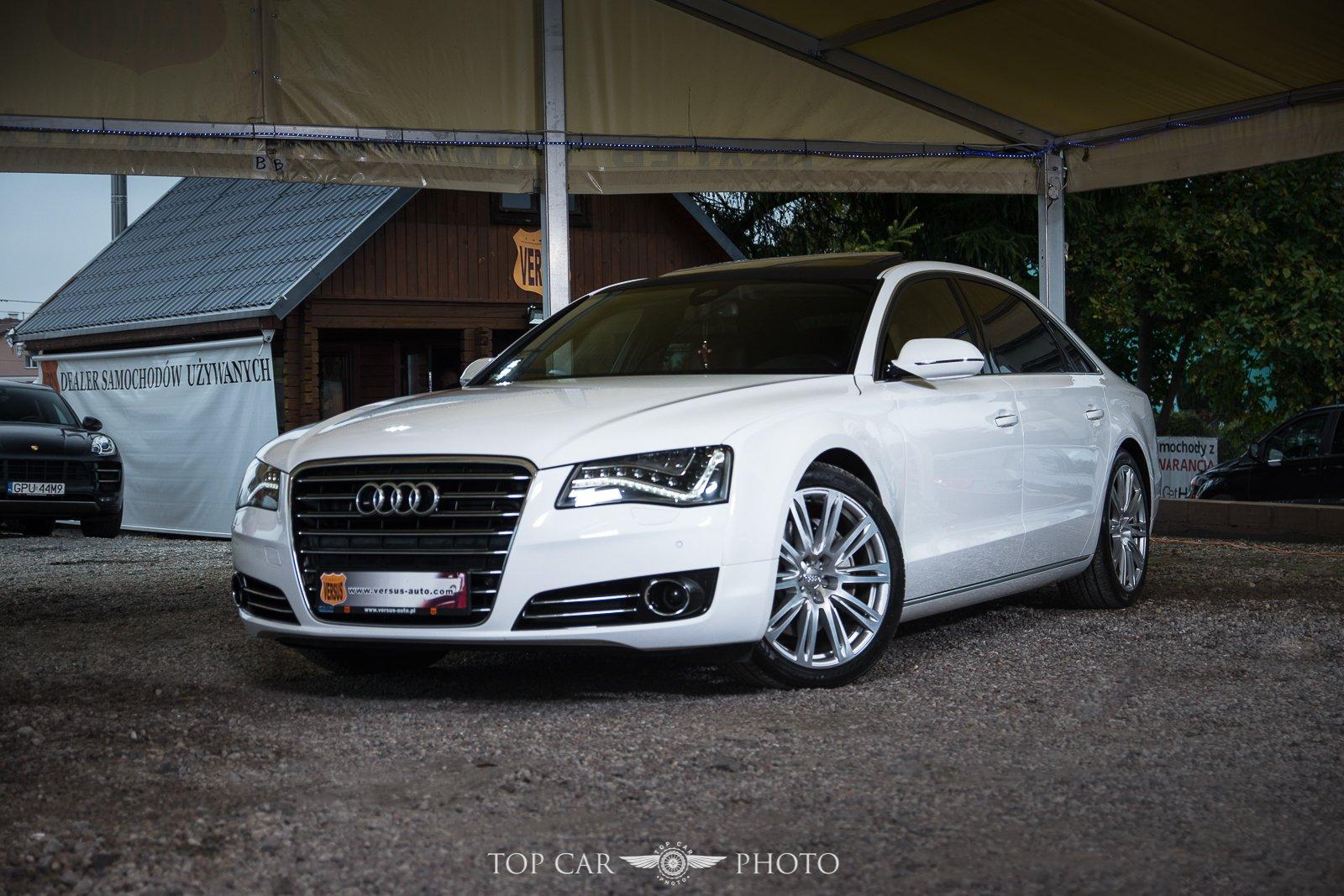 Audi A8 L 3 0tfsi Quattro 7017160713 Oficjalne Archiwum Allegro