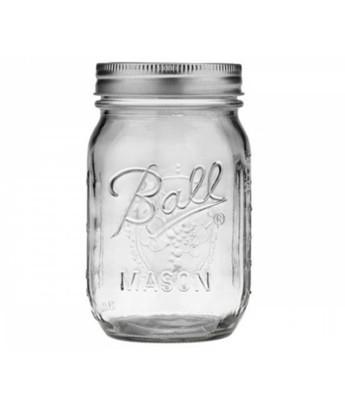 Sloik Ball Mason Regular Mouth 8 Oz 227 Ml 6775944108 Oficjalne Archiwum Allegro