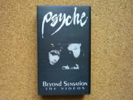 Psyche - Beyond Sensation The Videos + autograf !