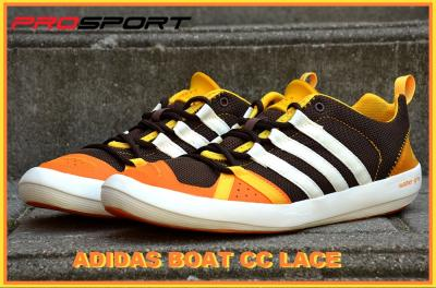 WATER GRIP!!! BUTY ADIDAS BOAT CC LACE r.41 13