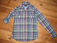 TOMMY HILFIGER koszula w kratkę r.12lat/158cm