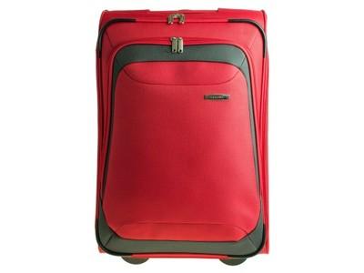 34cfe05d85948 W168 Duża LEKKA walizka TRAVELITE Portofino 2 koła - 6095923675 ...