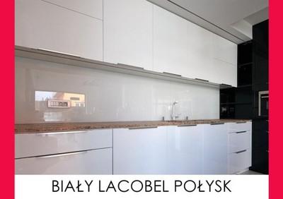 Szkło Lacobel Lakobel Ral 9003 Biały Opoczno Kutno
