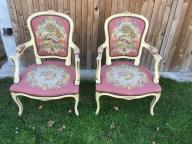 2 fotele , komplet , ludwik