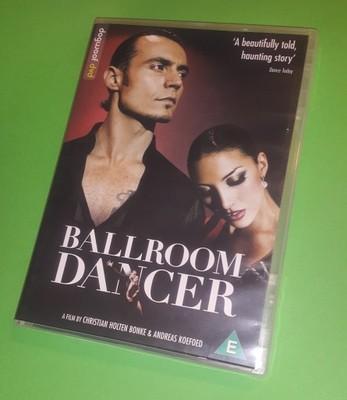 Mistrz Tańca Powraca Ballroom Dancer DVD