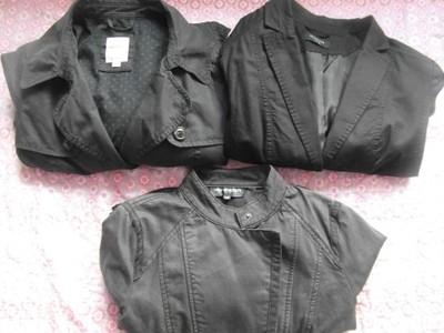 płaszcz s oliver r.40 marynarka reserved kappahl
