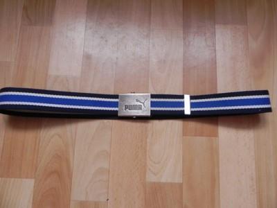 najniższa cena najlepsze oferty na lepszy Puma - pasek męski parciany 110 cm - 6713798878 - oficjalne ...