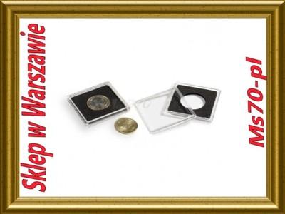Kapsle na monety QUADRUM 19 mm - LEUCHTTURM