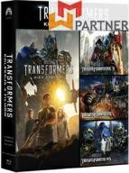 TRANSFORMERS - KOLEKCJA - 4 BLU-RAY BOX