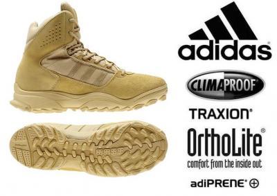 hurtownia online niższa cena z specjalne do butów Buty taktyczne, wojskowe adidas GSG-9.3 r.41 1/3 ...