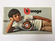 KATALOG BBURAGO 1980/1 ZAPRASZAM