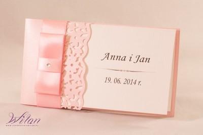 Zaproszenie Na ślub Ażurowe I Zaproszenia Wesele 6577469982