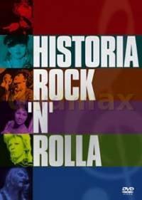 HISTORIA ROCK N' ROLLA -  KOLEKCJA [5DVD]