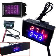 Termostat cyfrowy-czujnik-regulator temp.-50+110C