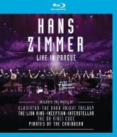 HANS ZIMMER Live In Prague Blu-Ray NOWOŚĆ 2017