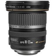 Canon EF-S 10-22mm f/3.5-4.5 USM + Filtr UV