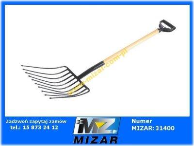 Widly Do Ziemniakow 10 Zebow 124cm 37cm Fiskars 6482891050 Oficjalne Archiwum Allegro