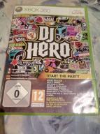 DJ HERO XBOX 360 GRA UŻYWANA