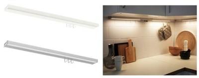 Ikea Utrusta Oświetlenie Blatu Led 80cm 2 Kolory