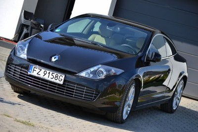 Renault Laguna 3 Gt Coupe 2 0t 204km Dynamique 8042677907 Oficjalne Archiwum Allegro