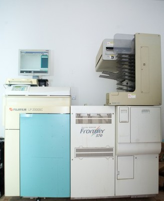 Minilab FUJI FRONTIER 370