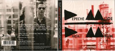 DEPECHE MODE - Delta Machine (CD+DVD) LIMITED