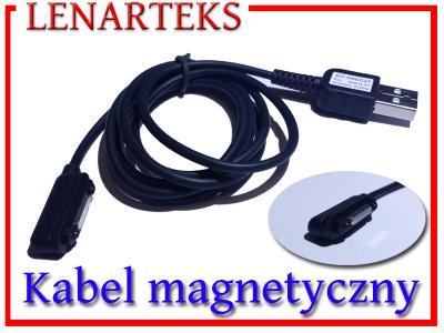 Kabel MAGNETYCZNY USB do SONY Xperia Z1 Z Compact